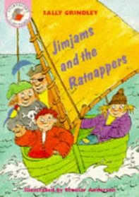 Jimjams and the Ratnappers (Red Storybooks)
