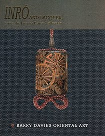 Inro and Lacquer from the Jacques Carre Collection