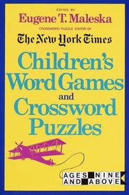 Children's Word Games and Crossword Puzzles (Other)