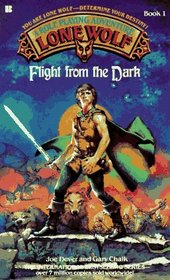 Lone Wolf: Flight From the Dark (Collector's Edition)