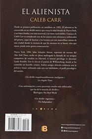 El alienista / The Alienist (Spanish Edition)