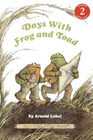 Days With Frog and Toad (I Can Read Books (Harper Hardcover))