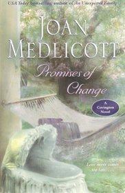Promises of Change (Ladies of Covington,  Bk 8)