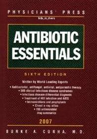Antibiotic Essentials, 2007