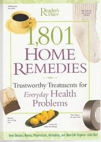 1,801 Home Remedies