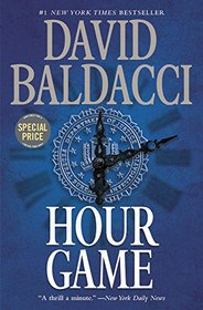 Hour Game (Special Edition) (King & Maxwell, Bk 2)