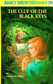 The Clue of the Black Keys (Nancy Drew, No 28)