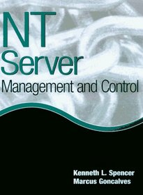 Windows Nt Server: Management and Control (Microsoft Backoffice Series)