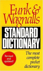 Funk  Wagnalls Standard Dictionary : Revised and Updated