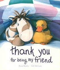 Thank You for Being My Friend (Picture Books)