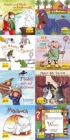 PIXI-B�cher. Serie 148. Spielen, Malen, Raten mit Pixi. 64 Exemplare a Euro 0,95