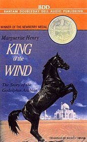 King of the Wind (Marguerite Henry Horseshoe Library)