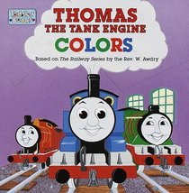 Thomas the Tank Engine Colors (Board Books)