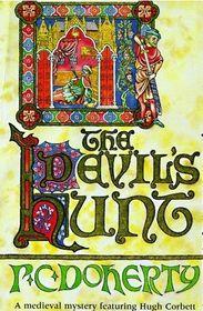 The Devil's Hunt (Hugh Corbett, Bk 10) (Large Print)