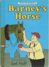 Barney's Horse (I Can Read Books: Level 1 (Harper Library))