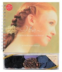 Hair: A Book of Braiding and Styles/Book and 3 Scrunchies