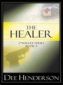 The Healer (Walker Large Print Books)