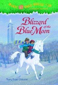 Blizzard of the Blue Moon (Magic Tree House, Bk 36)
