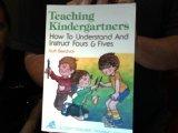 Teaching Kindergartners (Accent teacher training series)