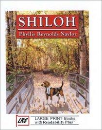 Shiloh (Large Print Cornerstone Ser)