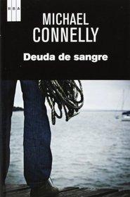 Deuda de sangre (Spanish Edition)