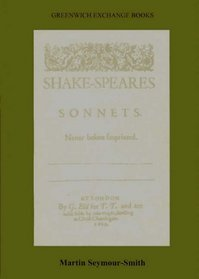 Student Guide to Shakespeare's Sonnets