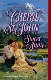 Sweet Annie (Harlequin Historical, No 548)