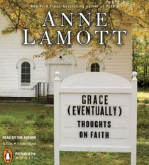 Grace (Eventually): Thoughts on Faith (Audio CD) (Unabridged)
