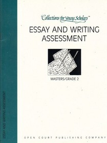 Essay and Writing Assessment Masters / Grade 2 (Collections for Young Scholars)