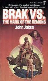 Brak vs. The Mark of the Demons
