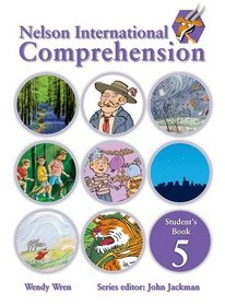 Nelson Comprehension International Student's Book 5