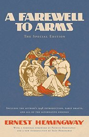 A Farewell to Arms, A