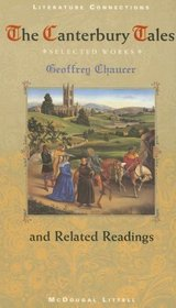 Canterbury Tales and Related Readings (Literature Connections)