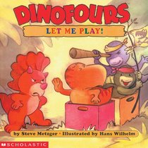 Dinofours: Let Me Play!