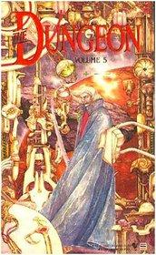 The Hidden City (The Dungeon, Book 5)