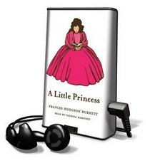 Little Princess, A - on Playaway