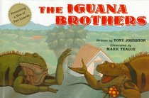 The Iguana Brothers: A Tale of Two Lizards