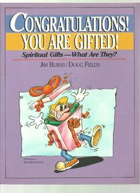 Congratulations! You Are Gifted!