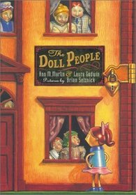 The Doll People (Doll People, Bk 1)