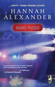 Silent Pledge (Sacred Trust, Bk 3)