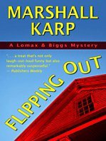 Flipping Out: A Lomax & Biggs Mystery (Thorndike Press Large Print Mystery Series)