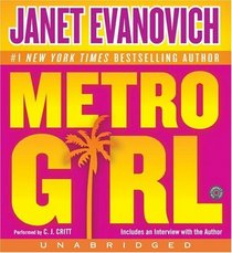 Metro Girl (Alex Barnaby, Bk 1) (Unabridged Audio CD)