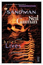 The Sandman Vol. 7: Brief Lives 30th Anniversary Edition