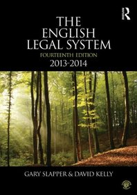 English Legal System Bundle: The English Legal System: 2013-2014