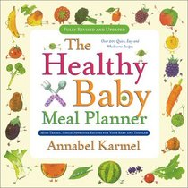 Healthy Baby Meal Planner