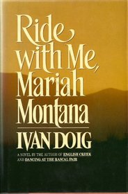 Ride With Me, Mariah Montana (Montana, Bk 3)