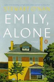 Emily, Alone (Emily Maxwell, Bk 2)