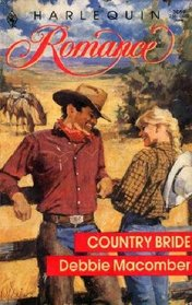 Country Bride (Harlequin Romance, No 3059)