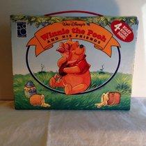 Walt Disney's Winnie the Pooh AND HIS FRIENDS (Volumes 1, 2, 3, 4)