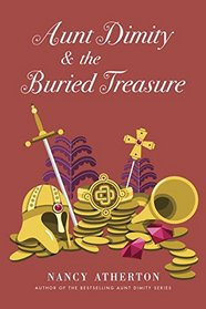 Aunt Dimity and the Buried Treasure (Aunt Dimity, Bk 21)